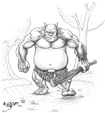 Lorgd le Troll i-gor 2012
